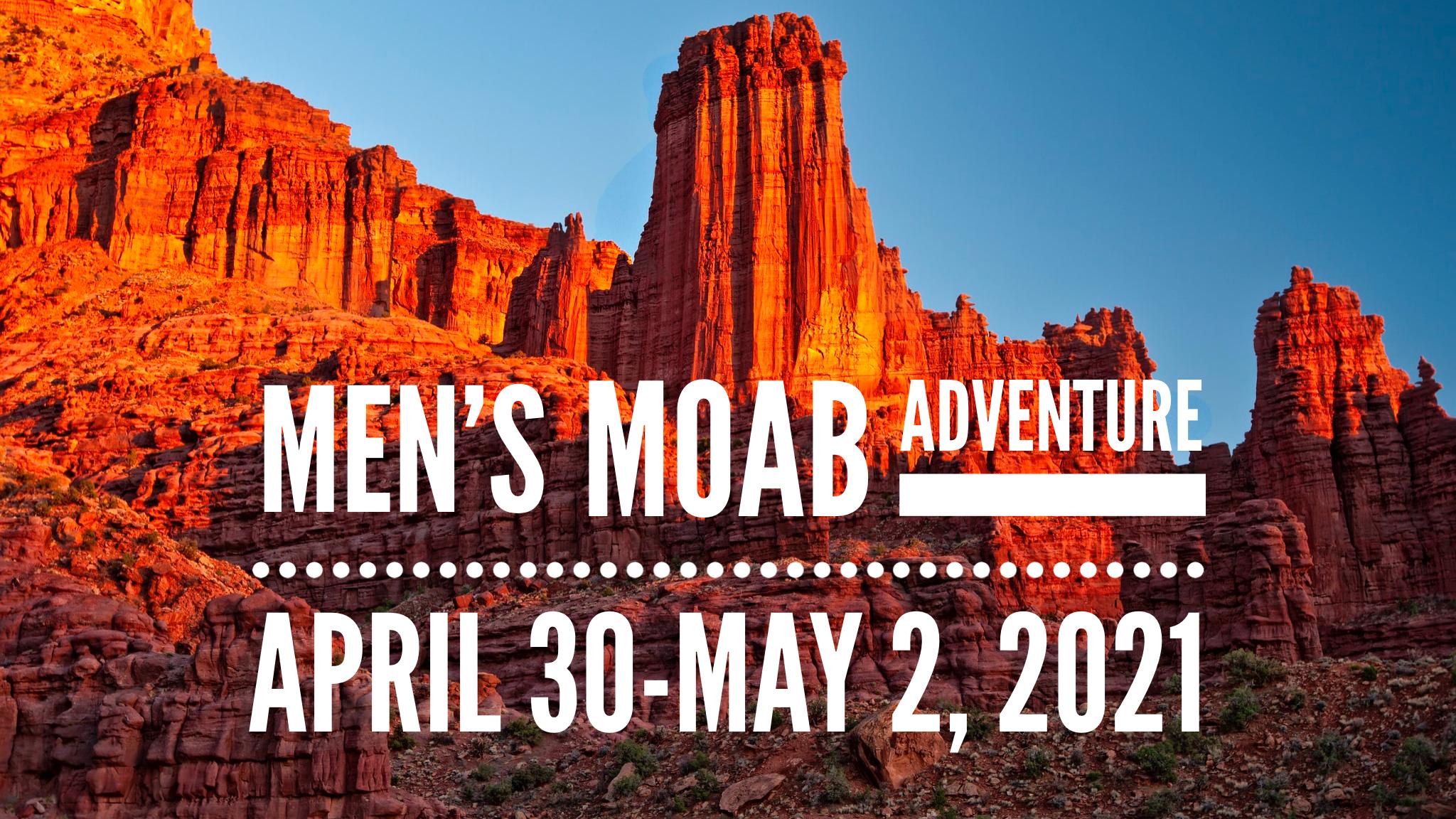 Men's Moab Adventure