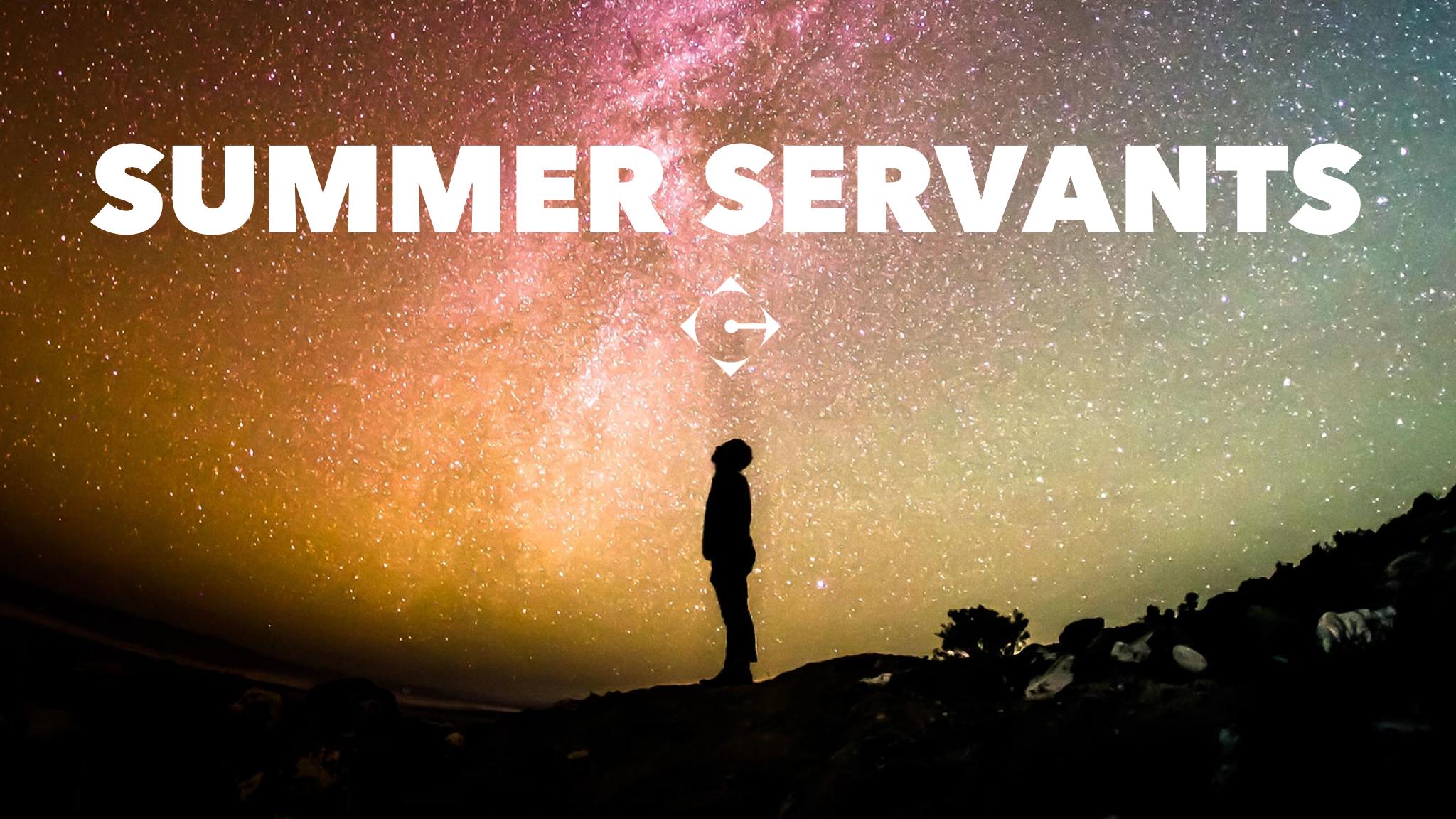 SummerServantsLogo